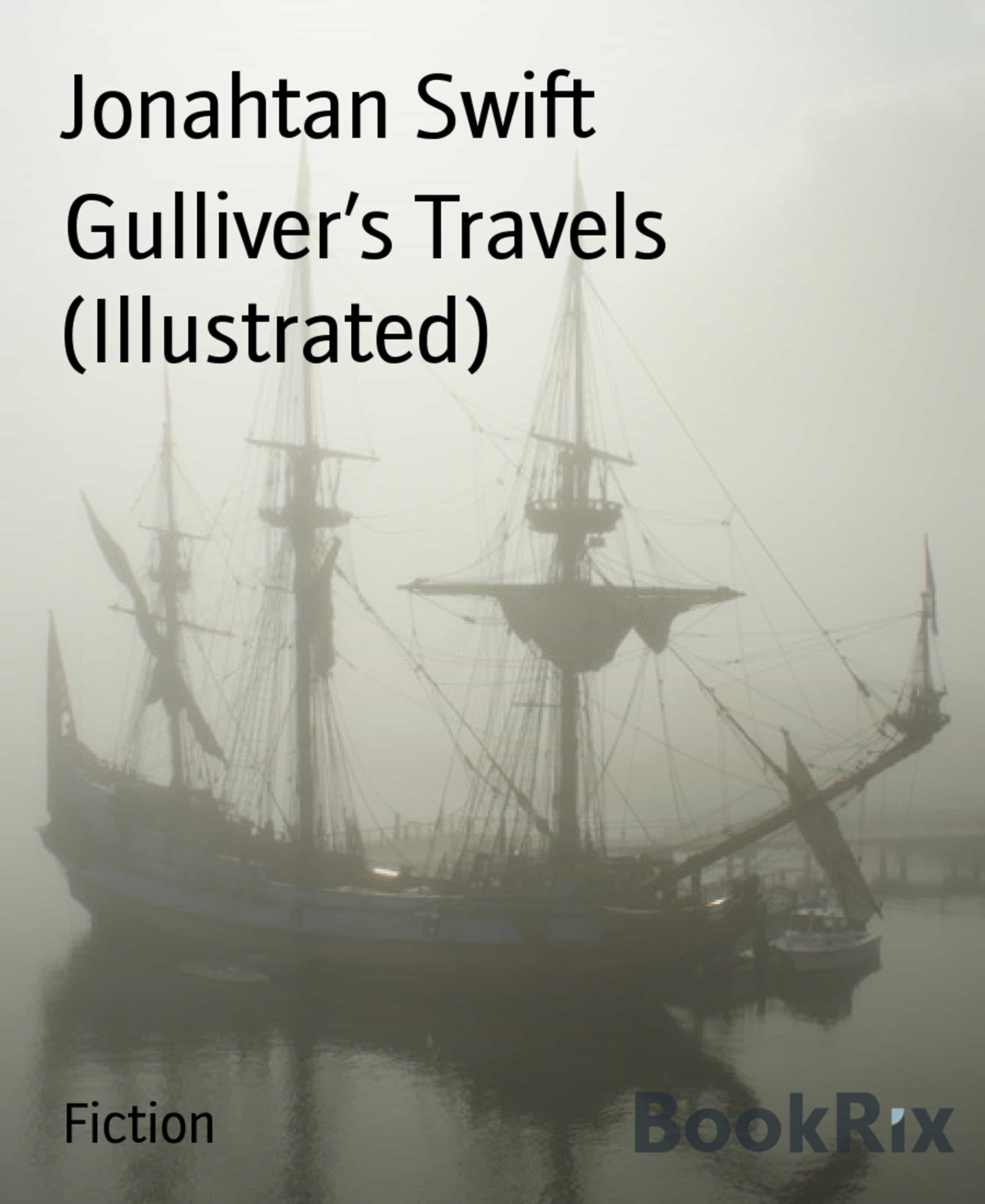 GULLIVER'S TRAVELS (ILLUSTRATED)