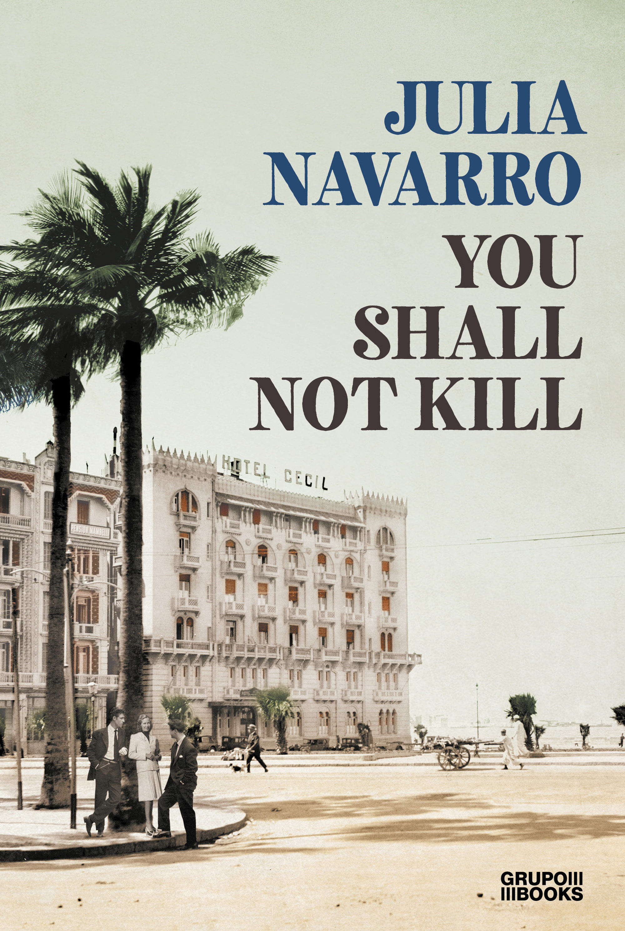 You shall not kill (ebook)