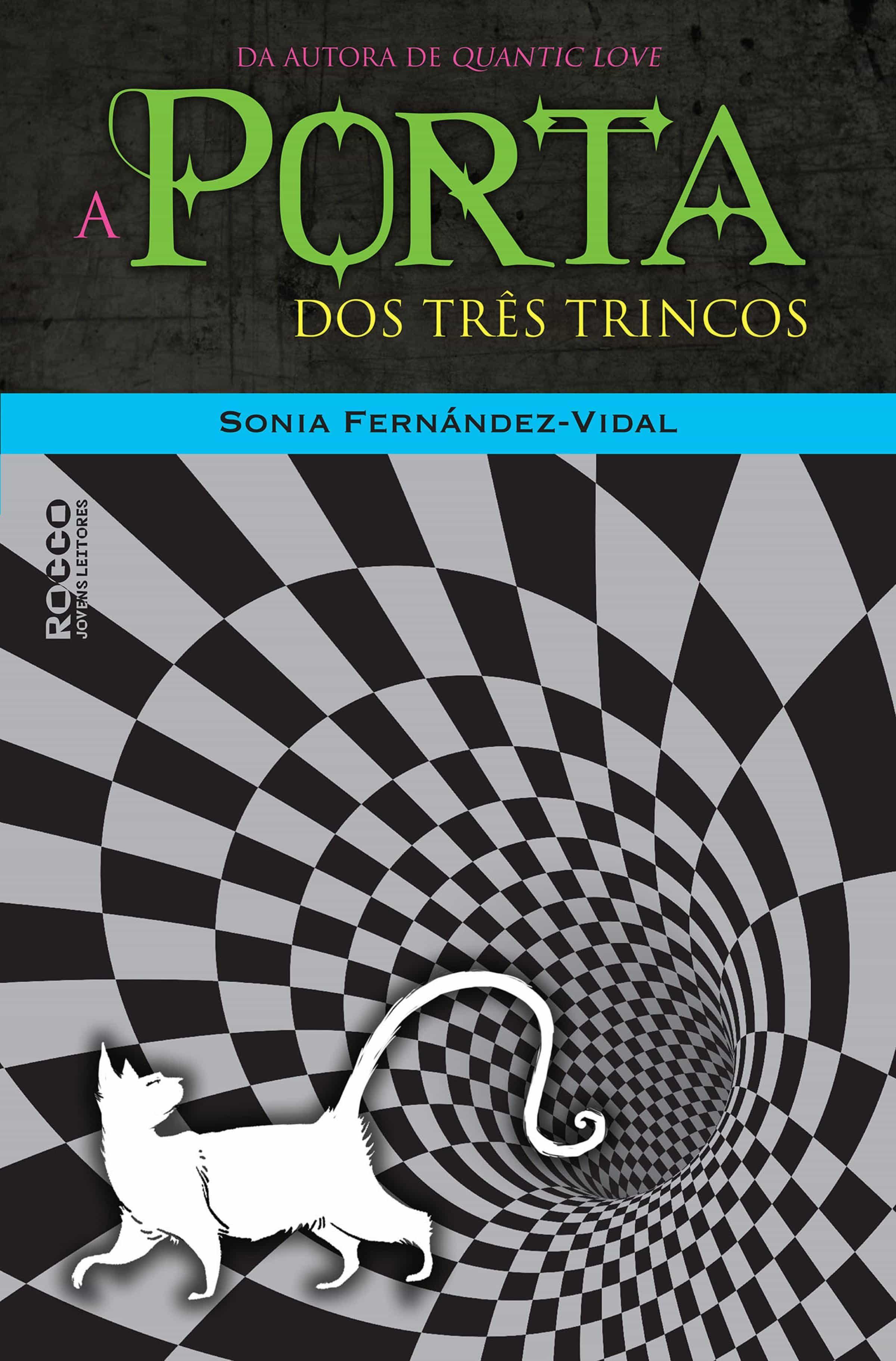 A porta dos três trincos (ebook)