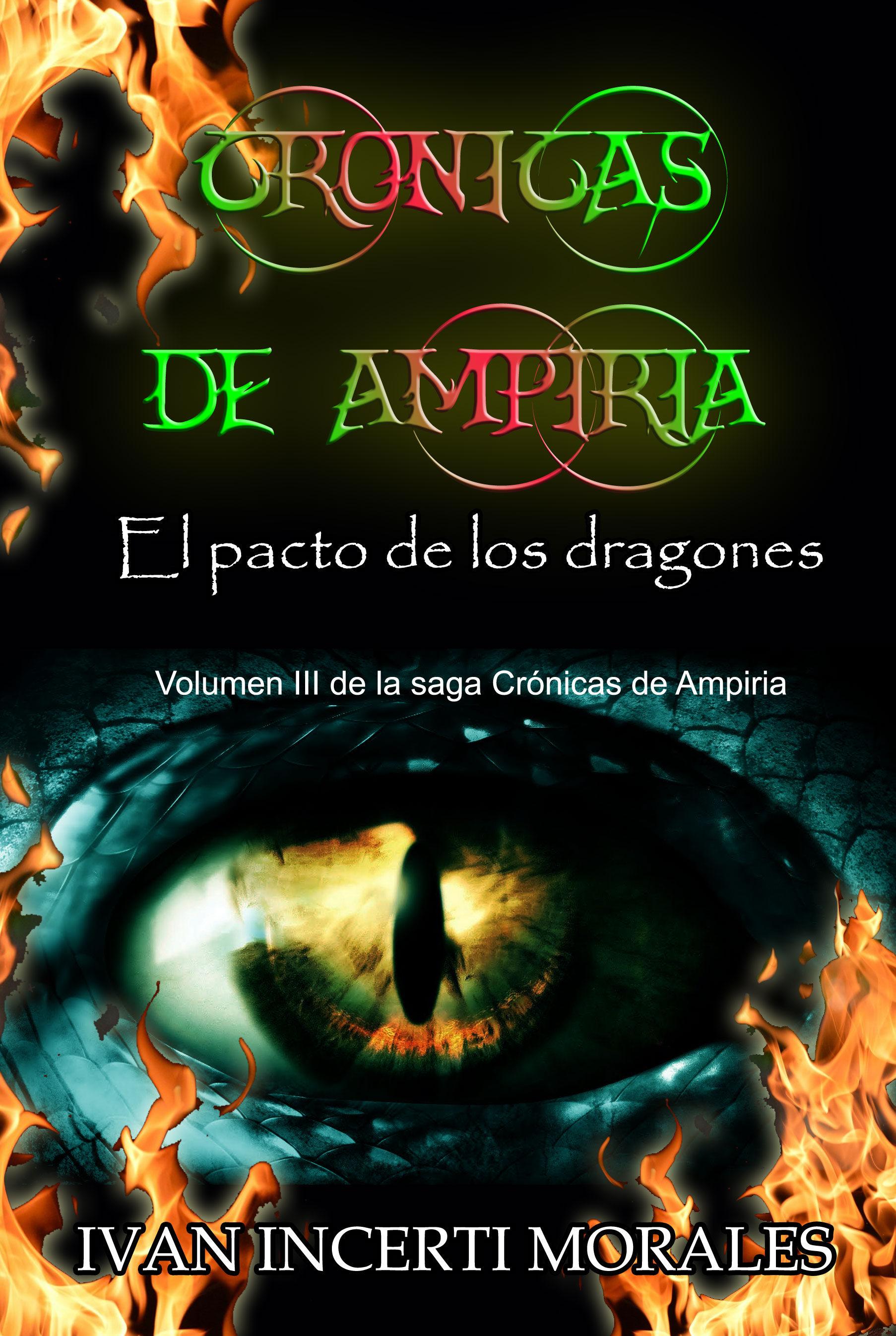 CRÓNICAS DE AMPIRIA: EL PACTO DE LOS DRAGONES (ebook)