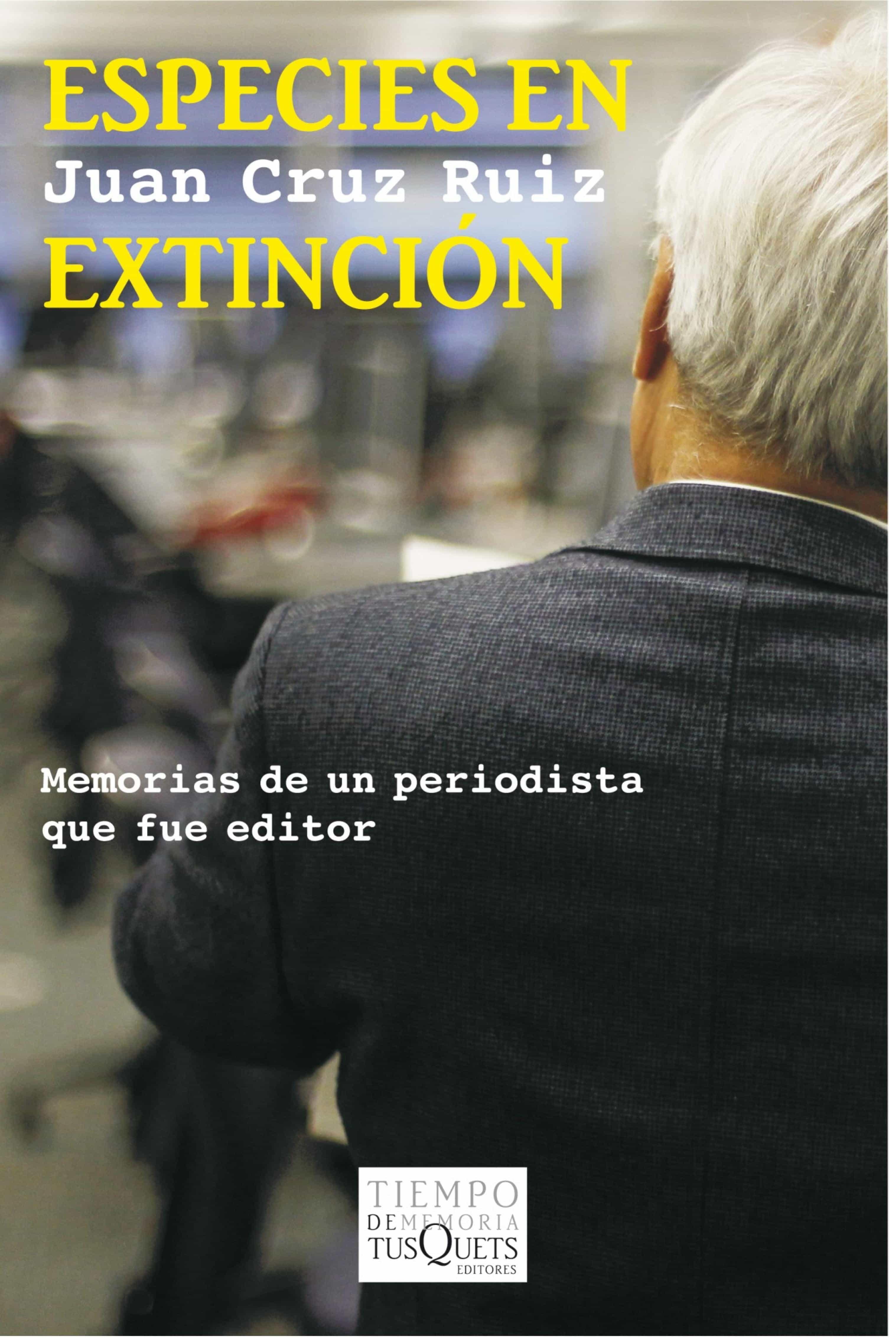 Especies en extinción (ebook)