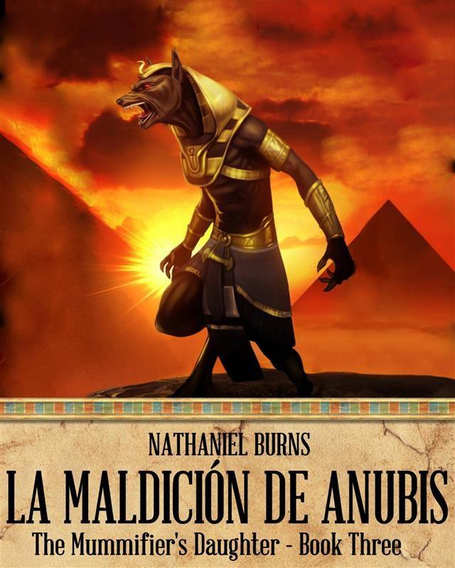 Maldición Anubisebook La De Anubisebook De La La Maldición TKcJ3lF1