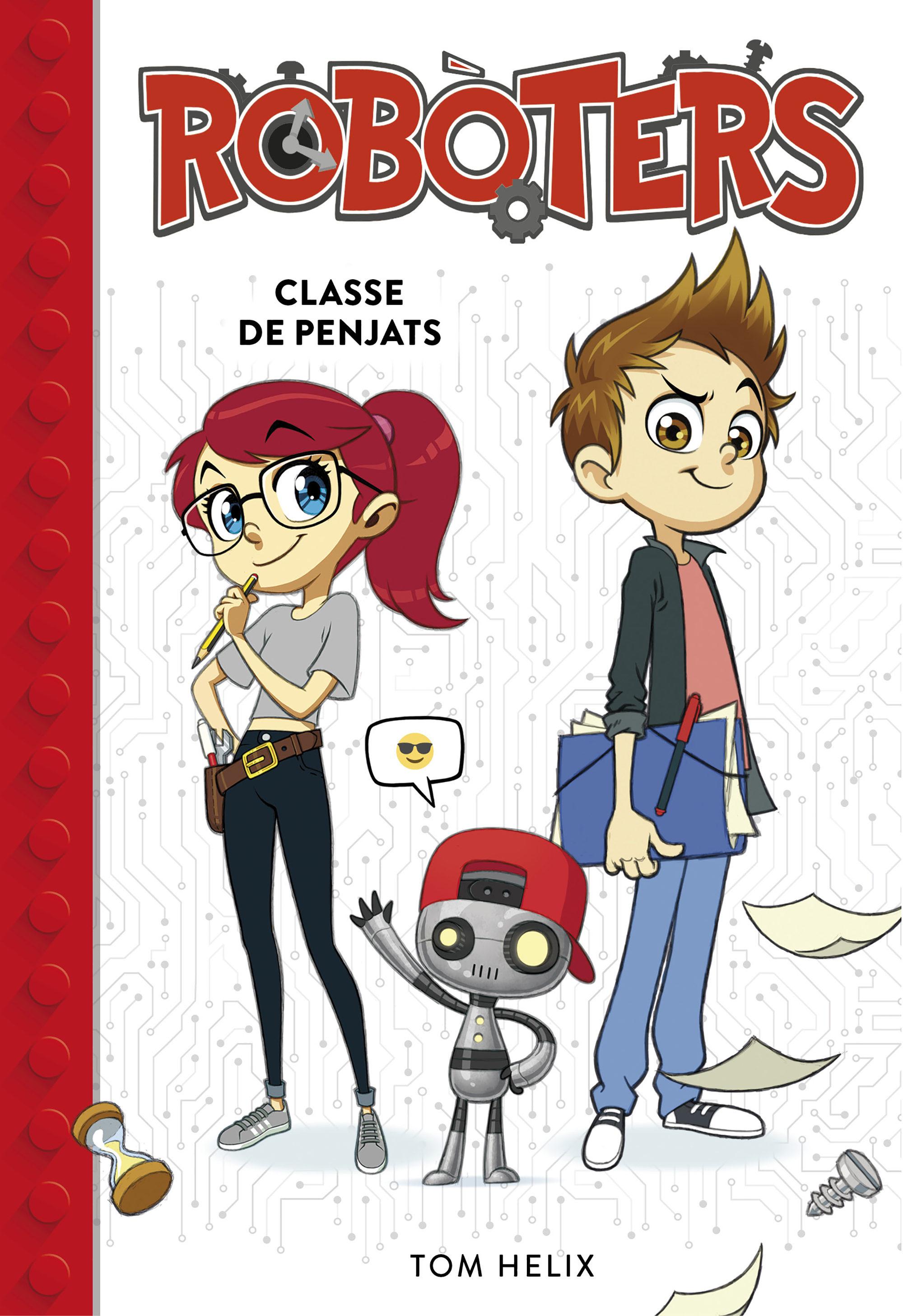 Penjatssèrie De De Penjatssèrie Penjatssèrie Classe Classe 1ebook De Robòters Robòters Classe 1ebook 2WEHY9DI