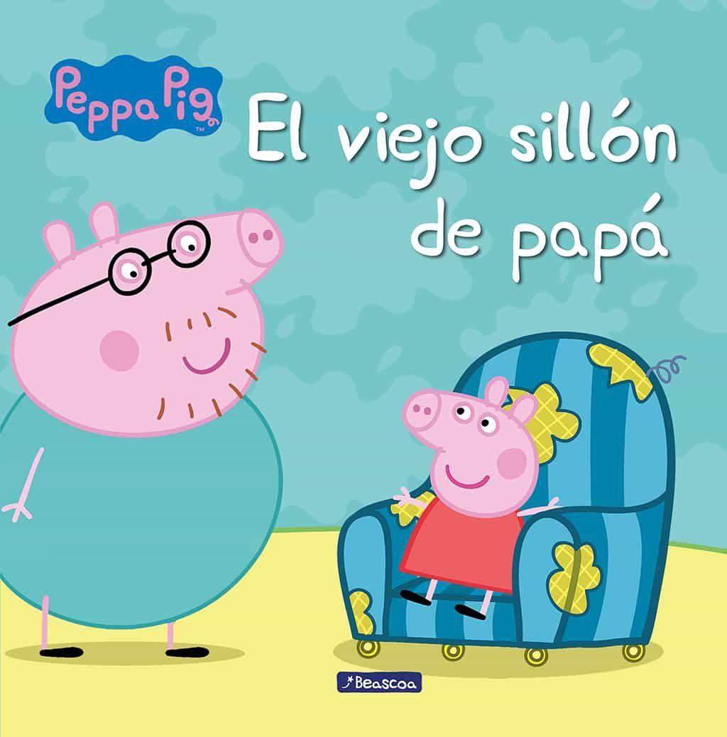 El Viejo Sill N De Pap Peppa Pig Primeras Lecturas Ebook  ~ Sillon De Lactancia El Corte Ingles