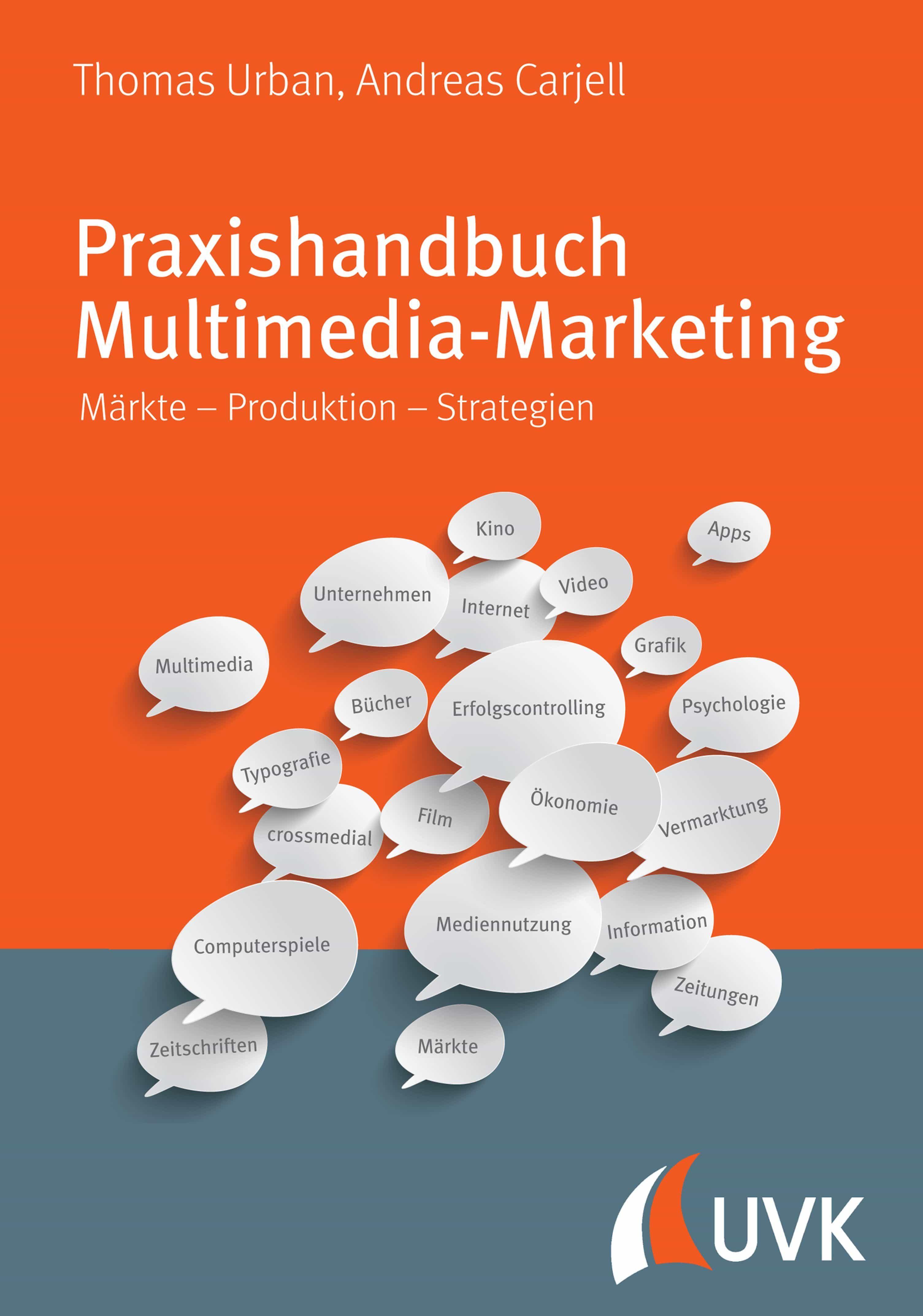 Praxishandbuch Multimedia Marketing (ebook)