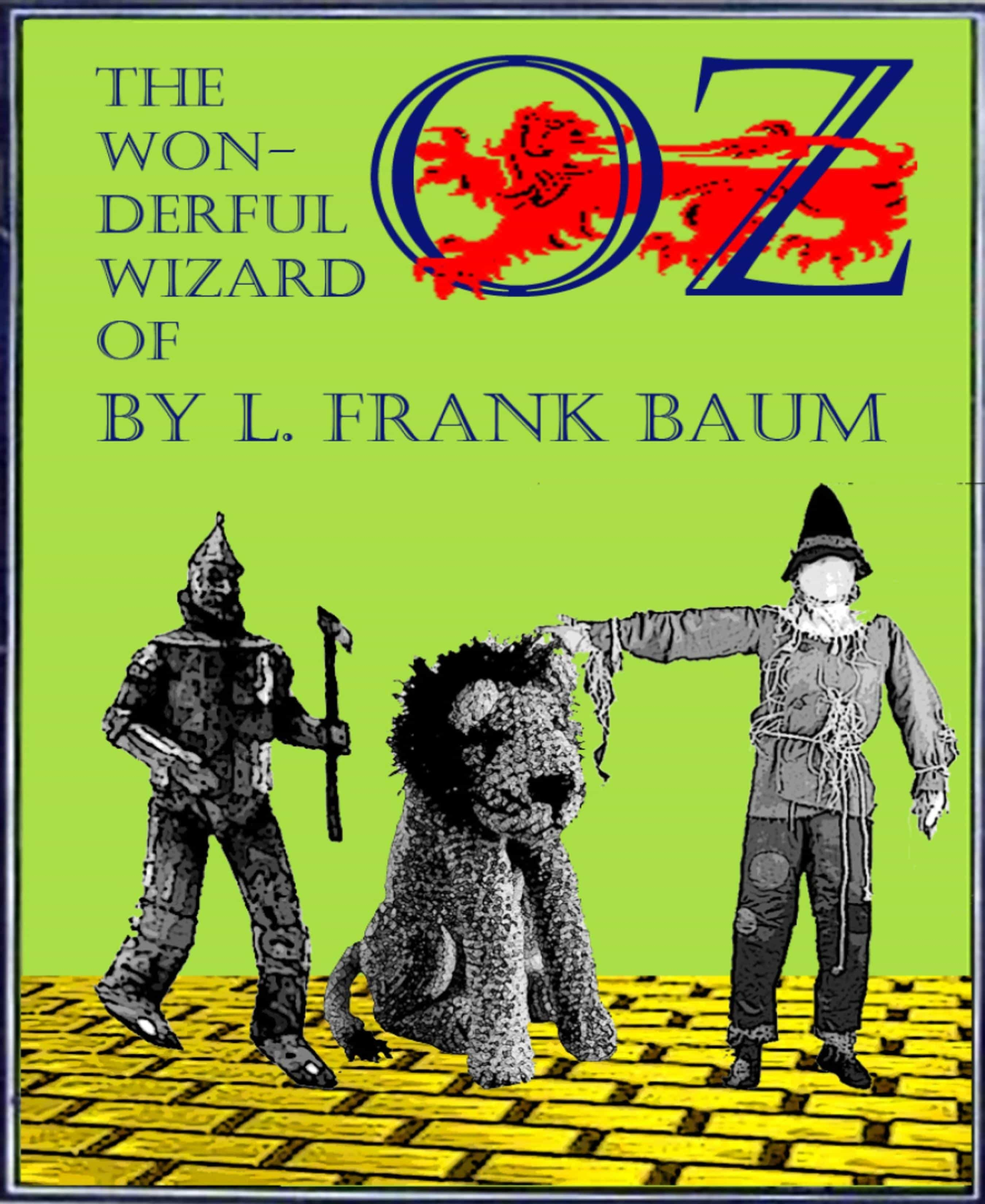 THE WONDERFUL WIZARD OF OZ (ILLUSTRATED)