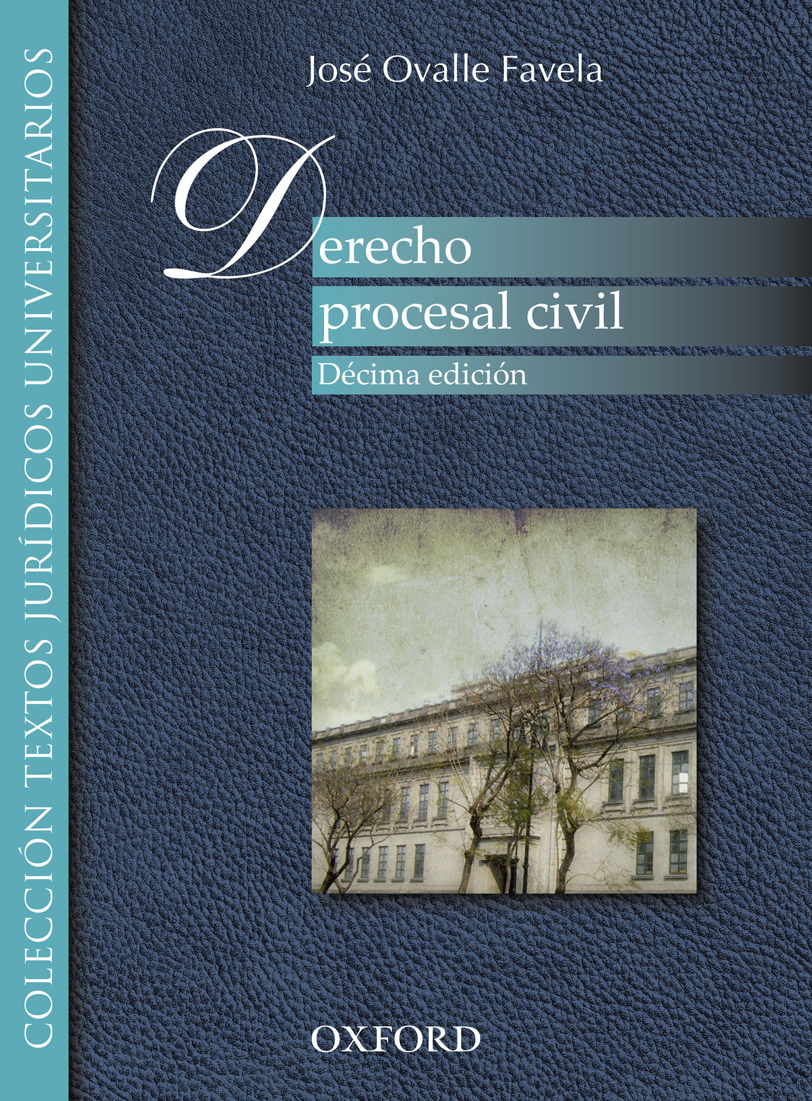 derecho procesal civil ovalle favela pdf gratis