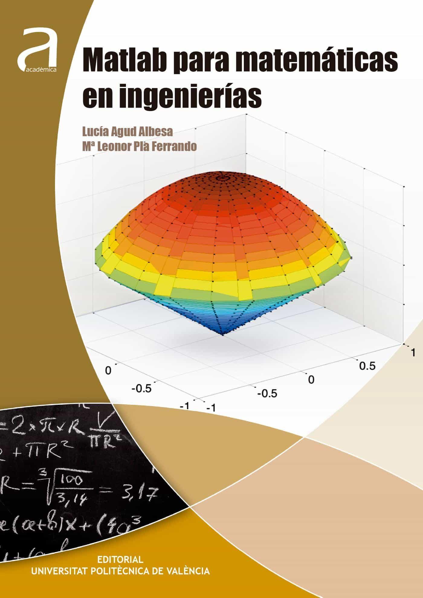 Matlab Para Matemáticas En Ingenierías (ebook)