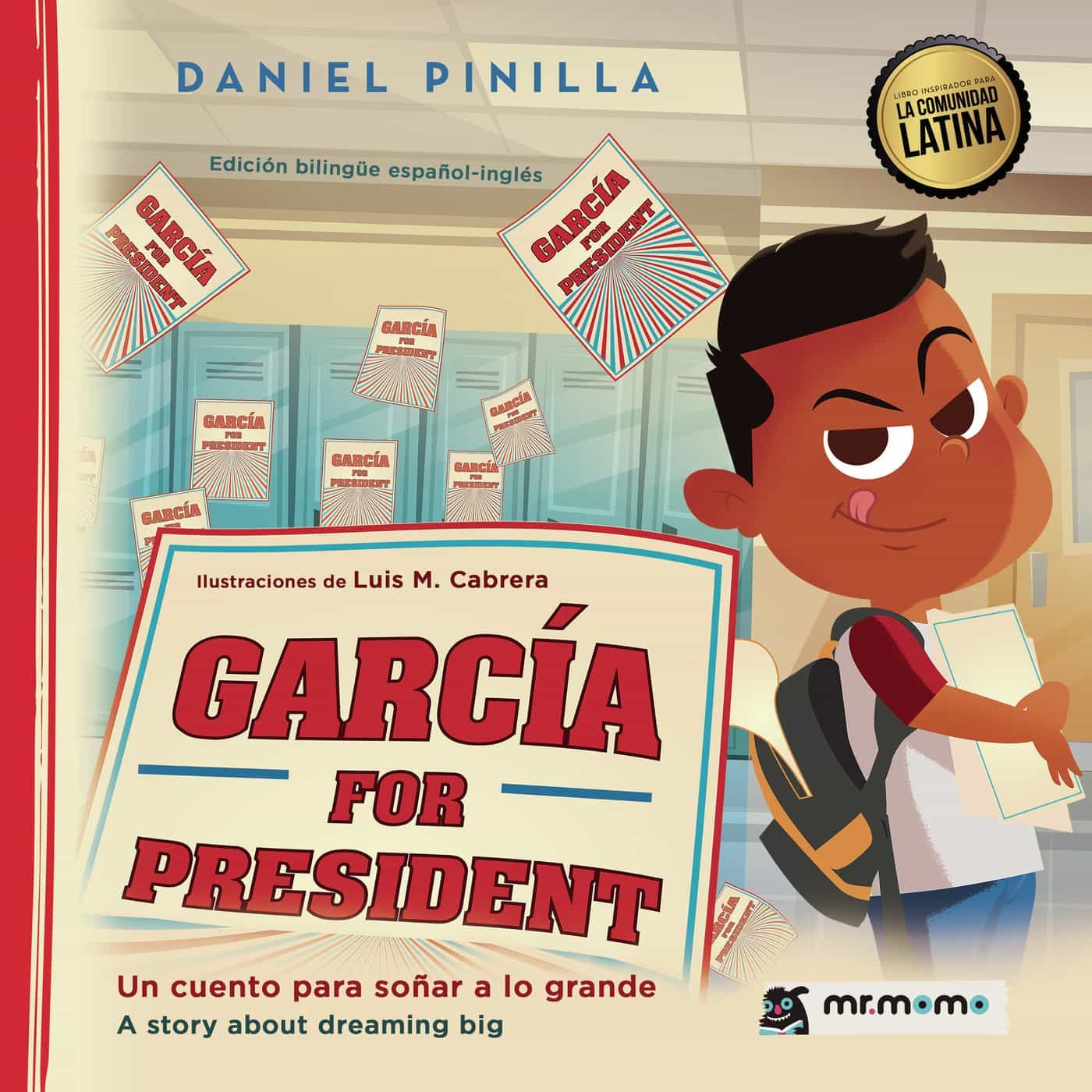 García for President (ebook)