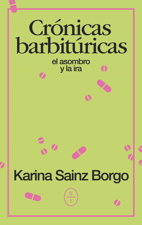 Crónicas barbitúricas (ebook)