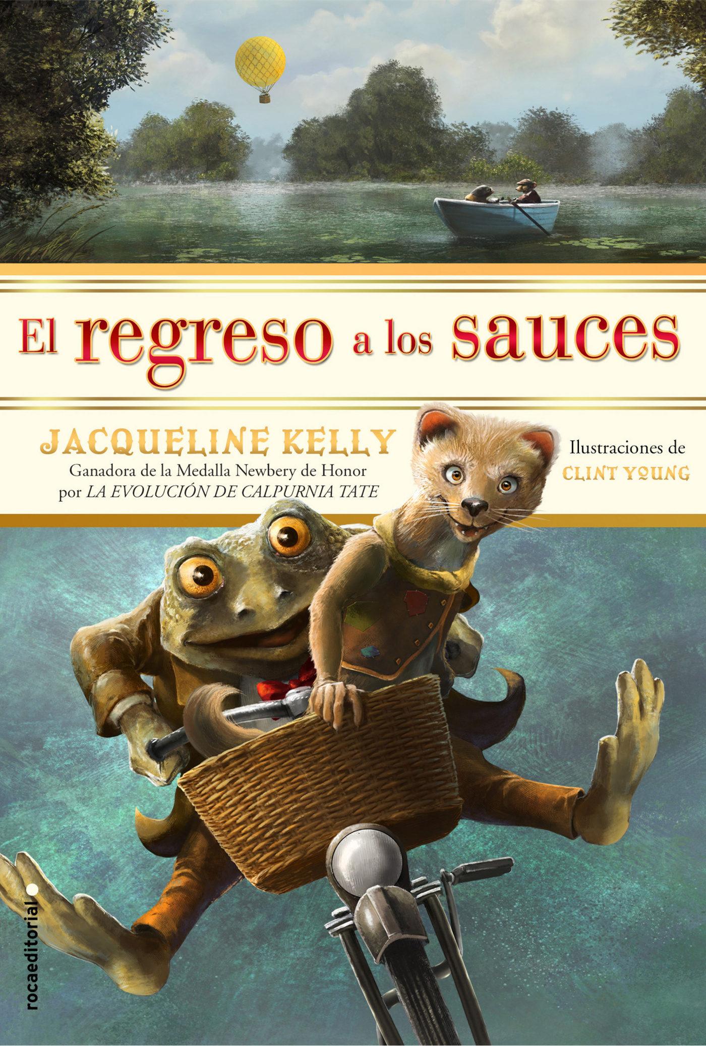 El regreso a los sauces (ebook)