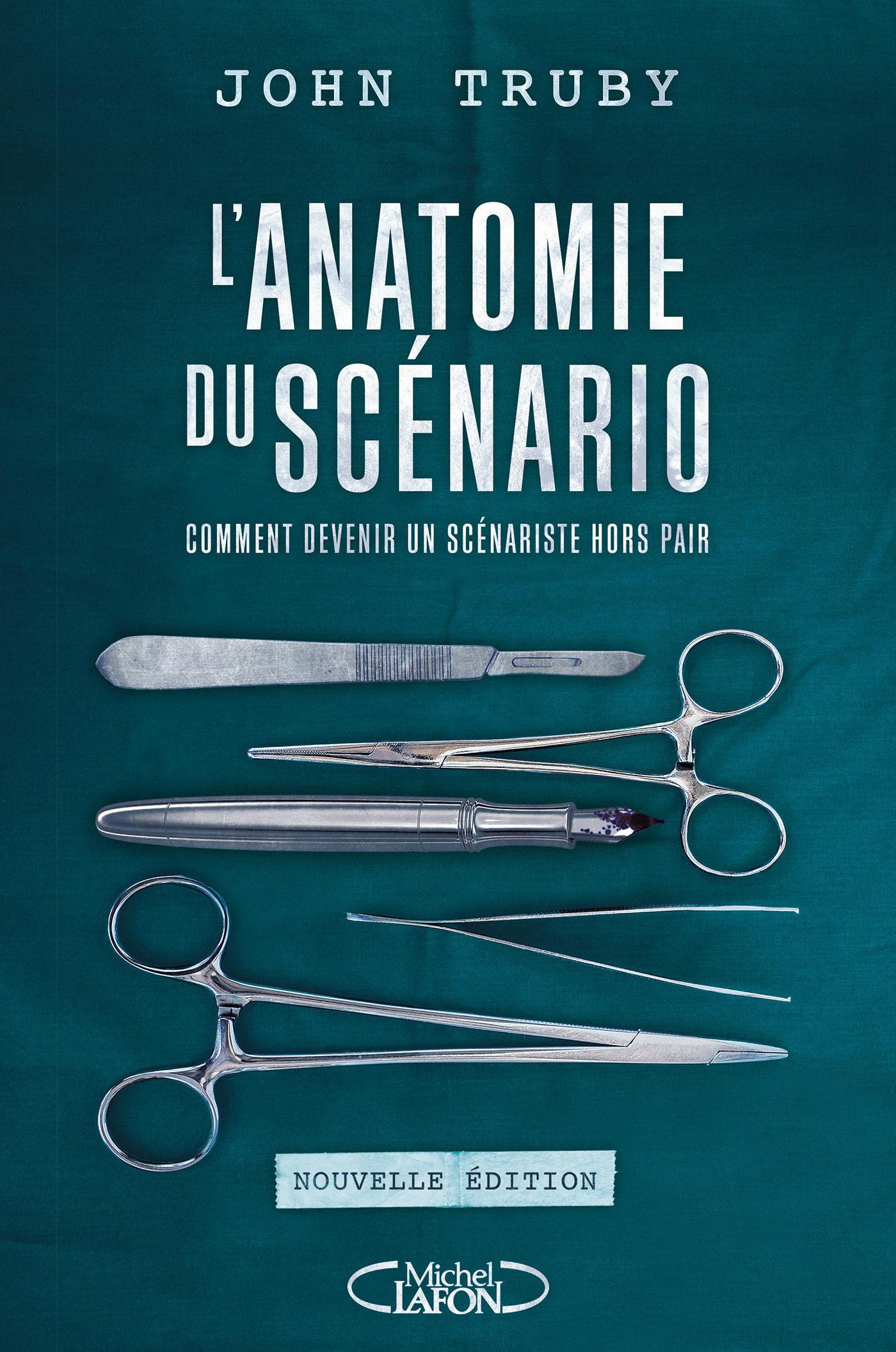 L\'Anatomie Du Scénario -Nouvelle Édition- (ebook) · Ebooks · El ...