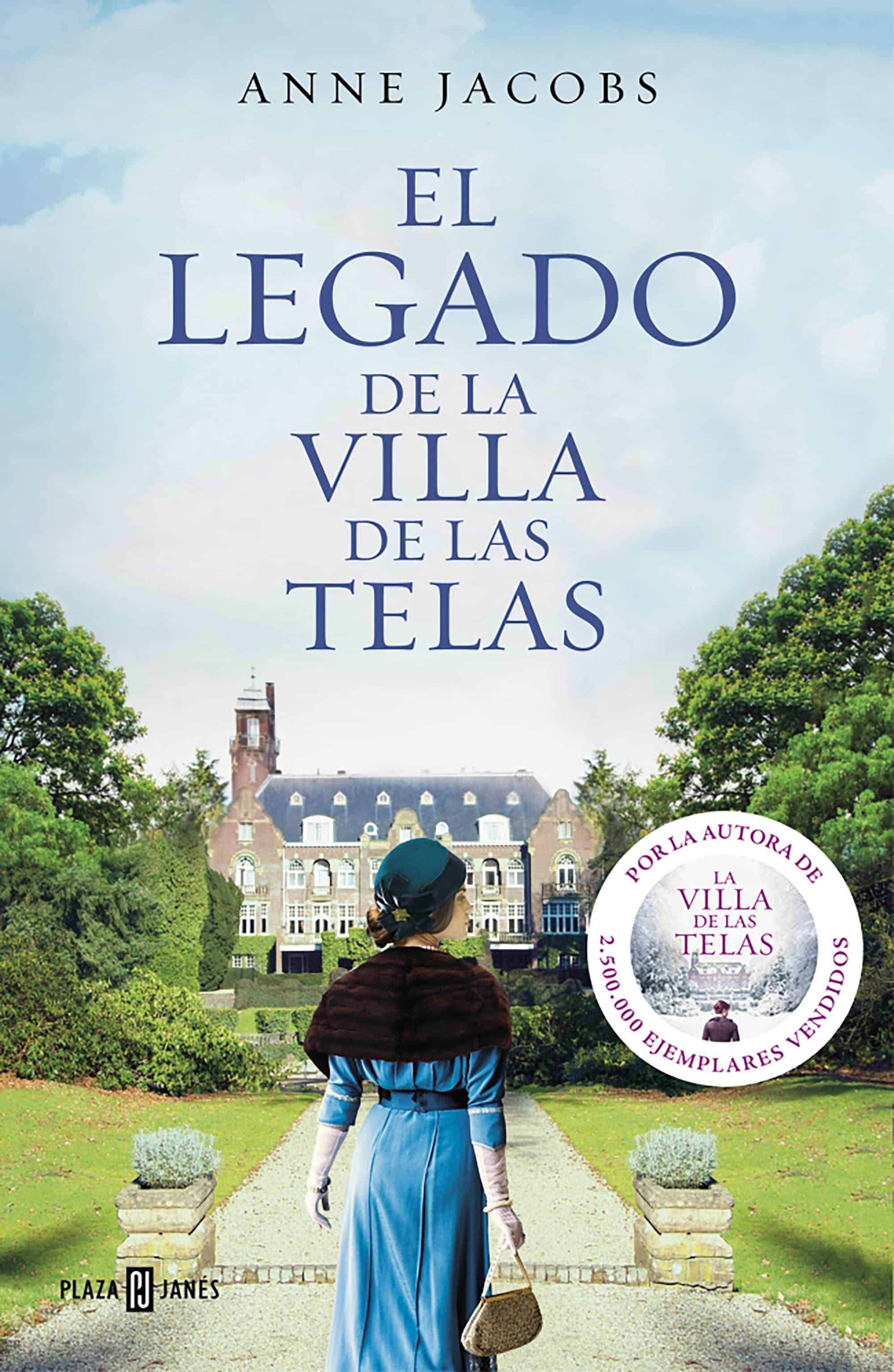 El legado de la villa de las telas (ebook)