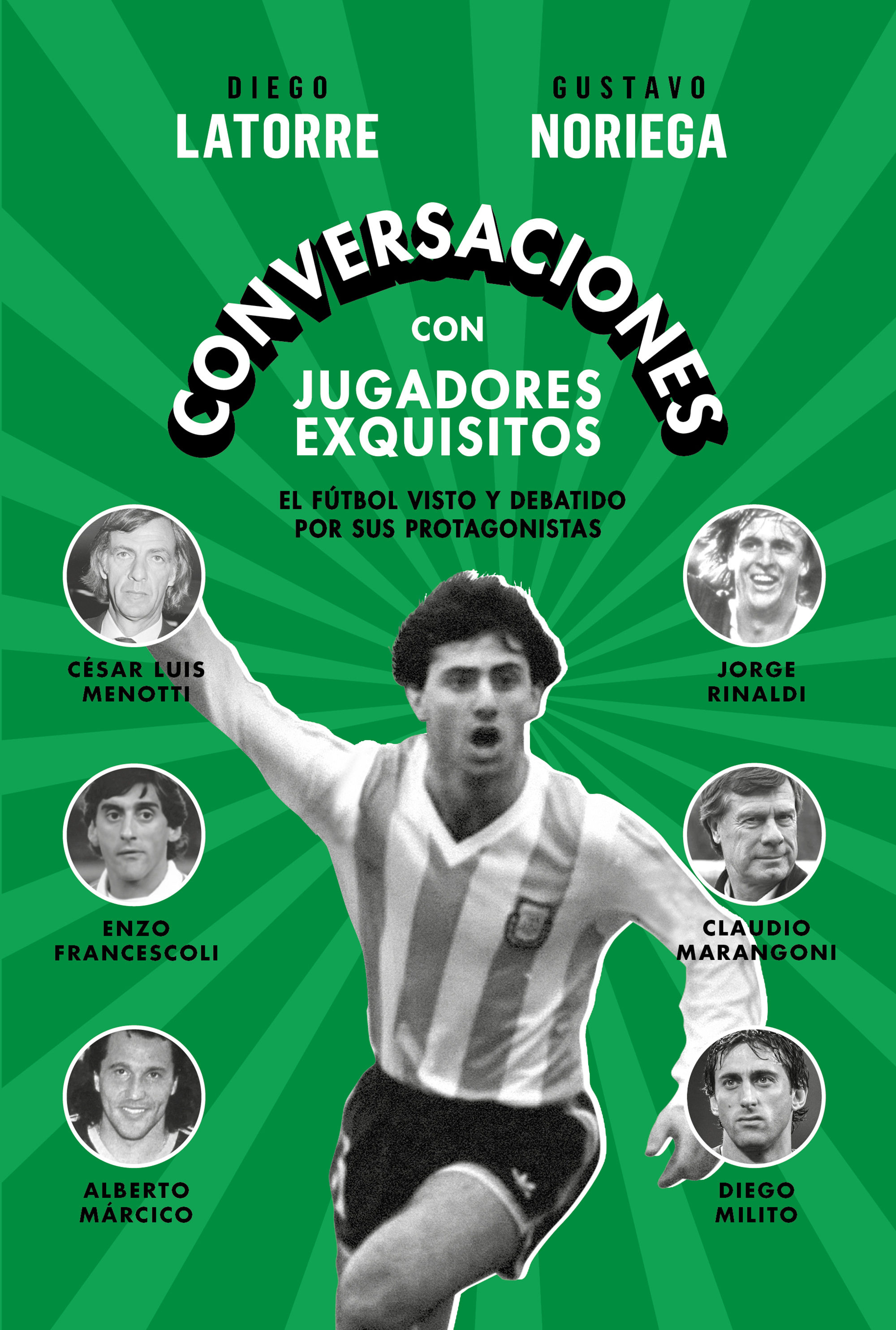 CONVERSACIONES CON JUGADORES EXQUISITOS