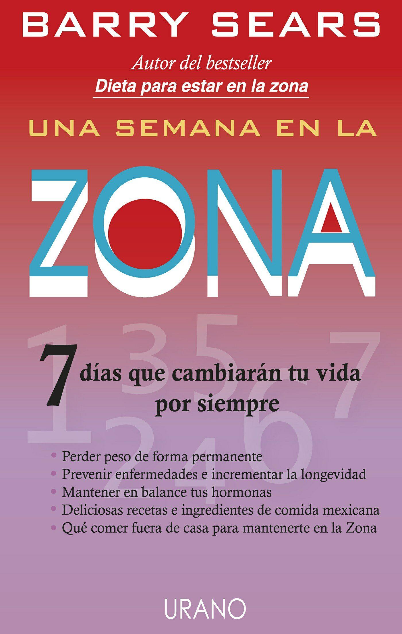 5e09e9f59d Una Semana En La Zona (ebook) · Ebooks · El Corte Inglés