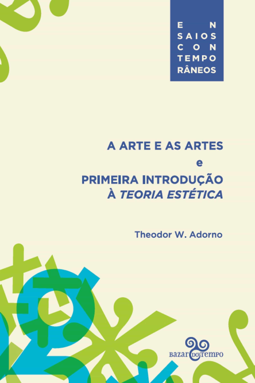 A arte e as artes (ebook)
