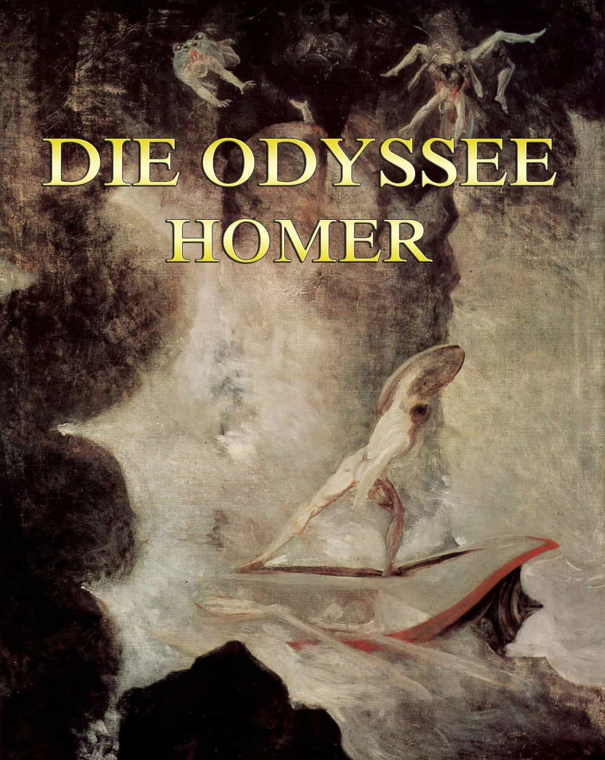 Homer Odyssee Ebook