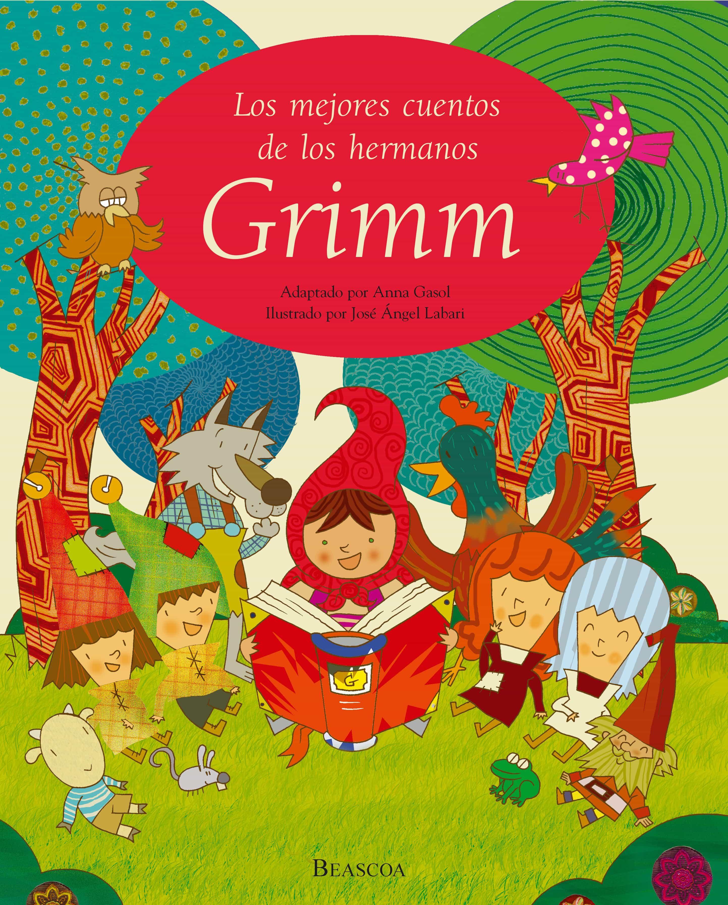 libros infantiles hermanos grimm