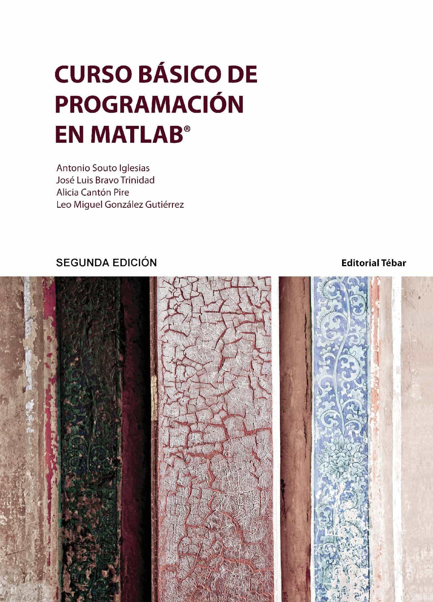 Curso Básico De Programación En Matlab (2ªedición) (ebook)