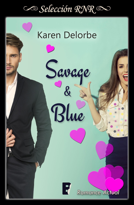 Savage & Blue (ebook)
