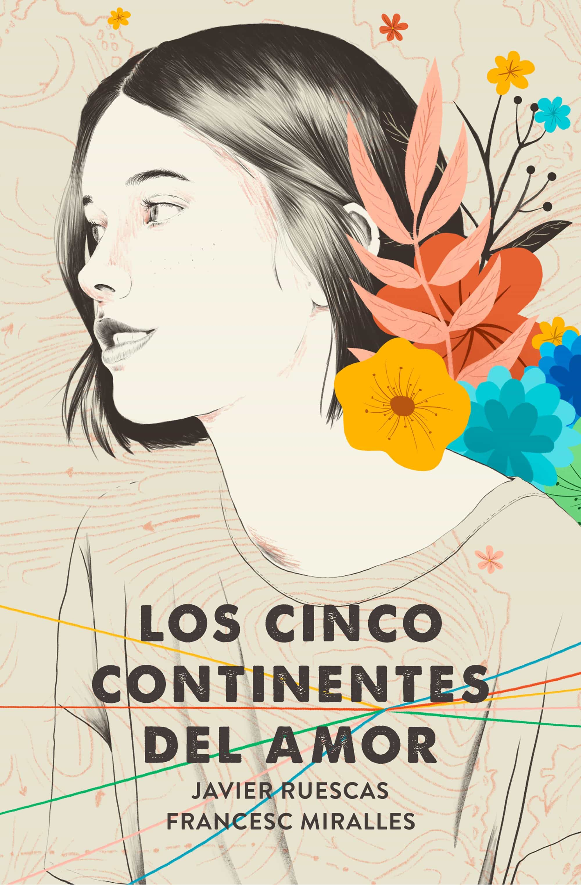 Los cinco continentes del amor (ebook)