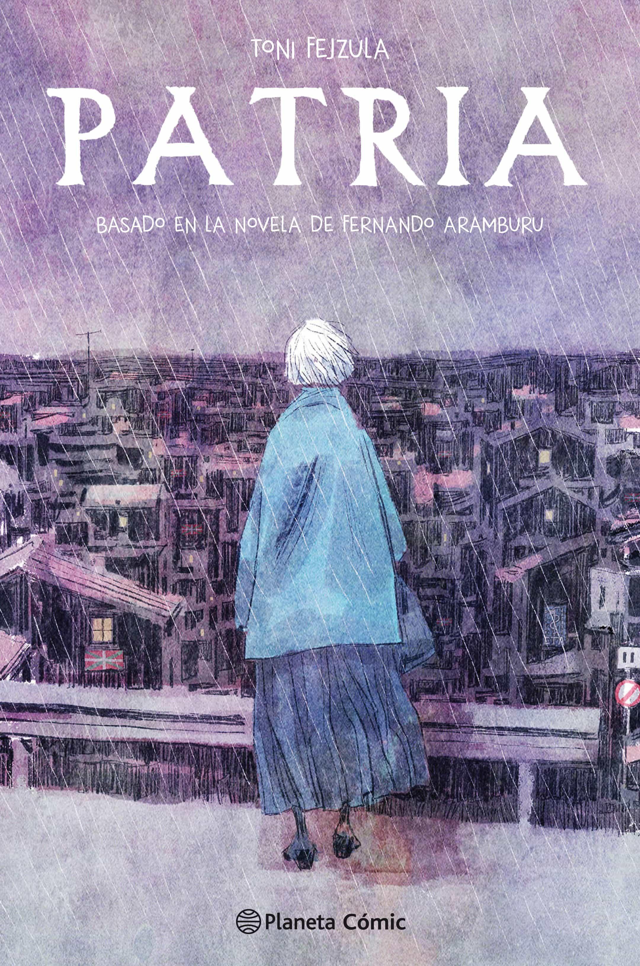 Patria (novela gráfica) (ebook)