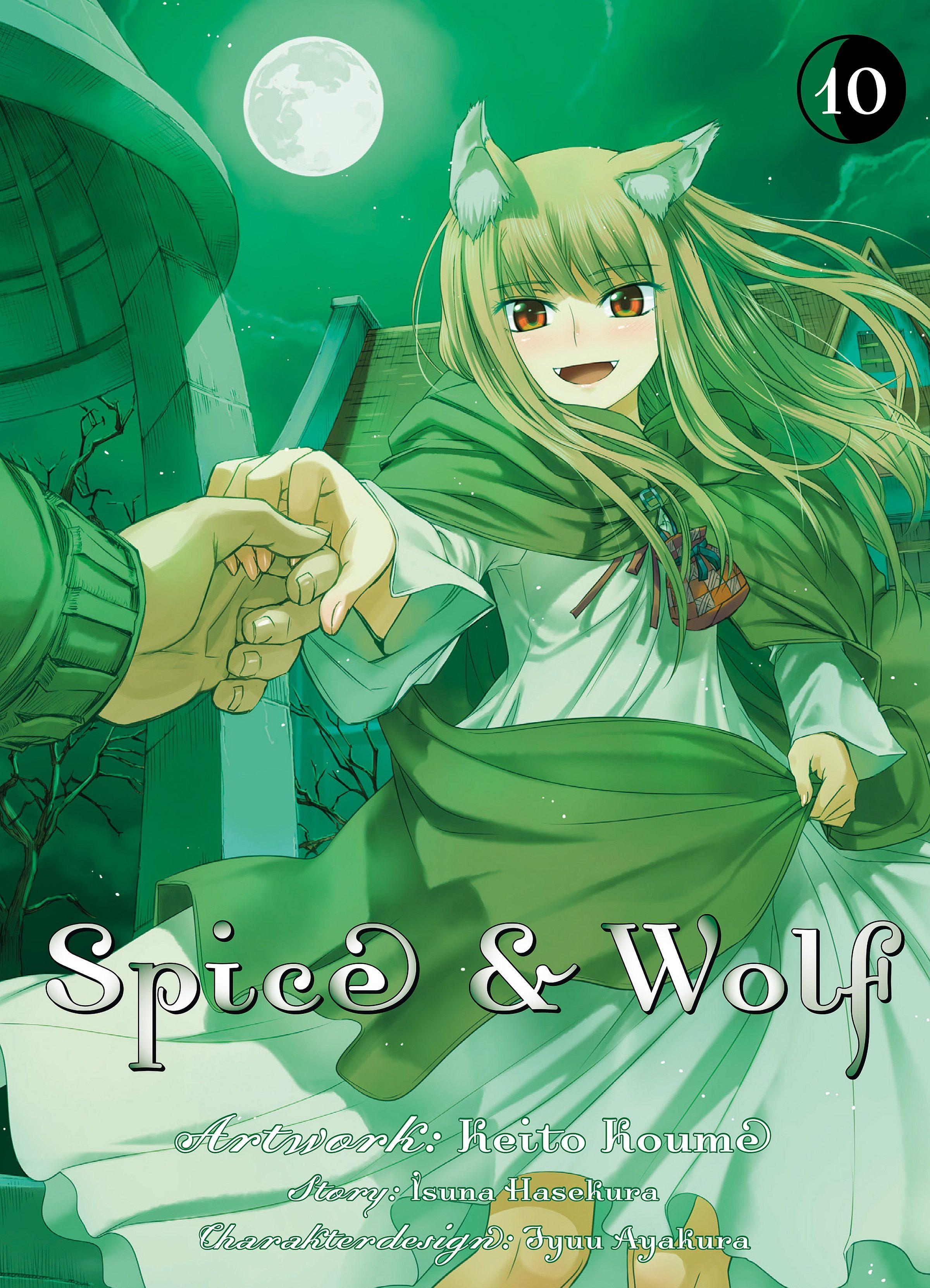 Ebook wolf spice and
