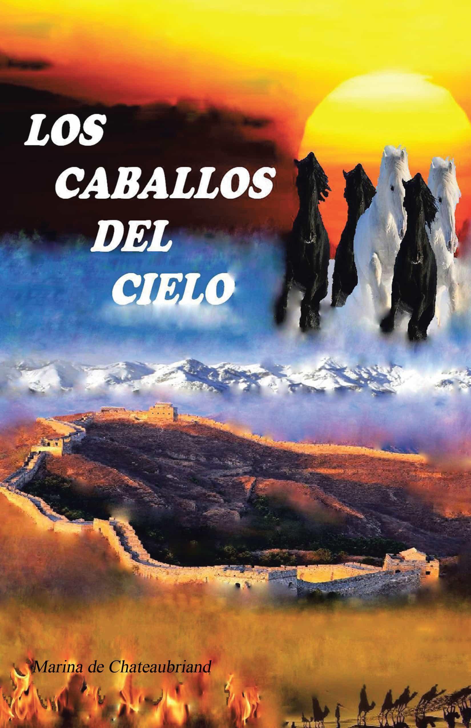Los caballos del cielo (ebook)