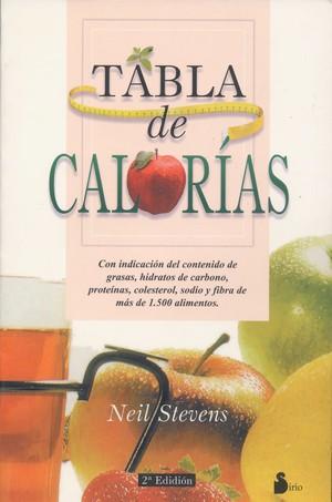 Tabla de calorias ebook ebooks el corte ingl s - Colesterol en alimentos tabla ...
