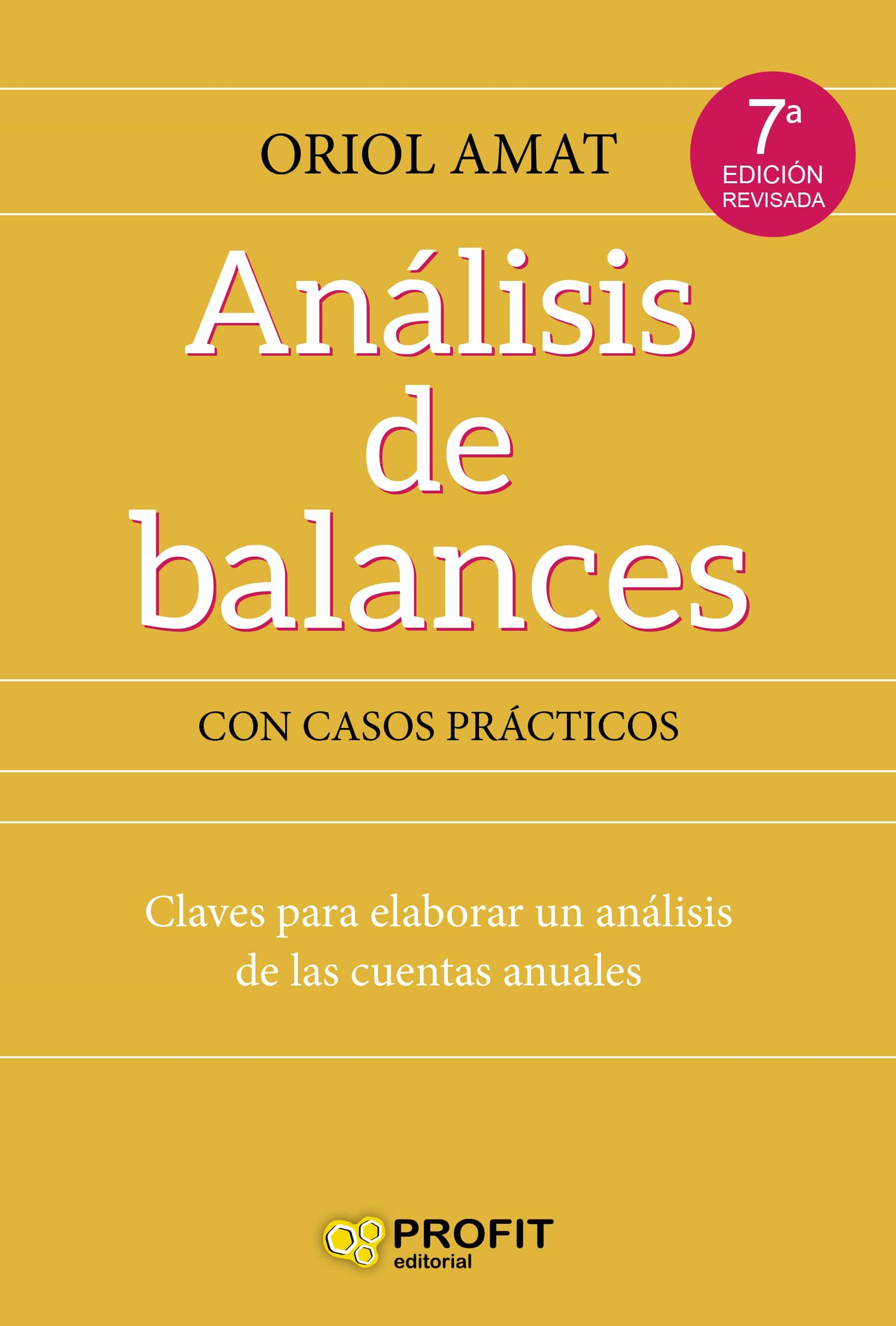 An lisis de balances ebook ebooks el corte ingl s for Analisis de balances