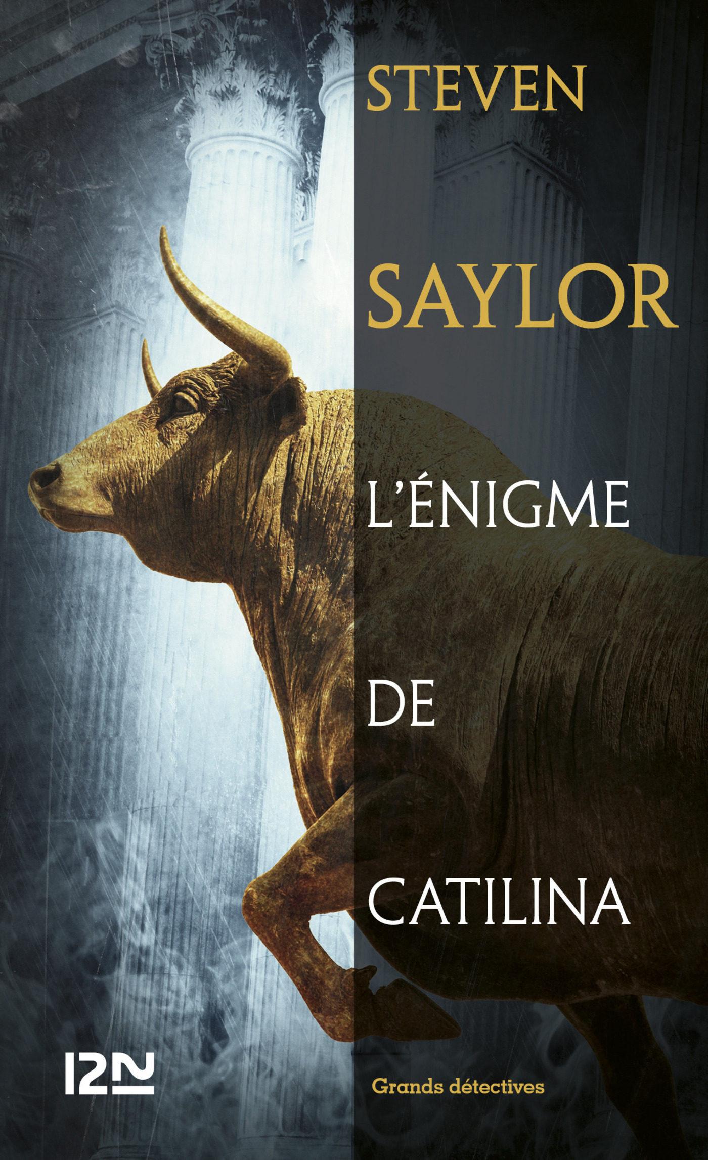 L'énigme de Catilina (ebook)
