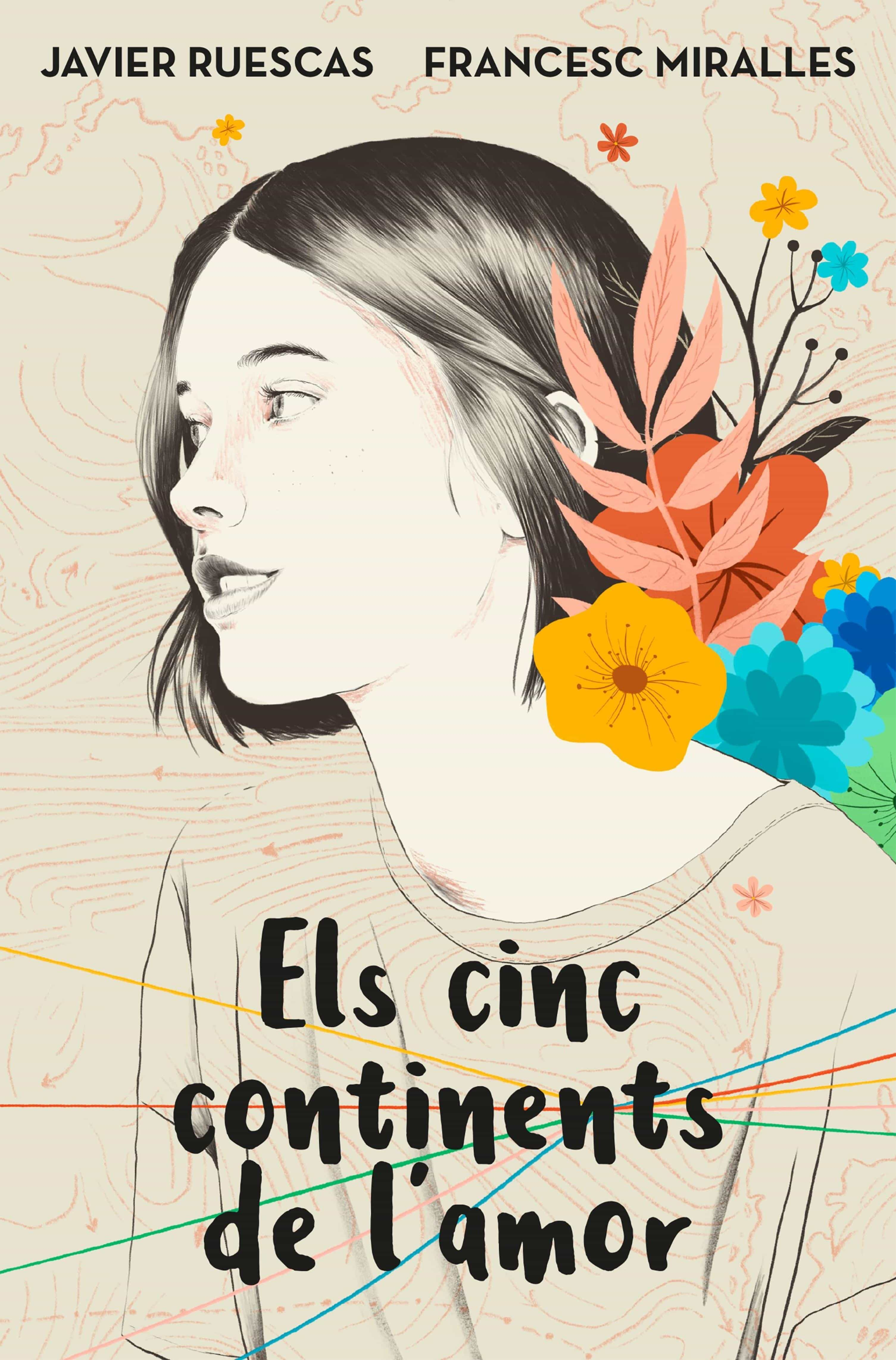 Els cinc continents de l'amor (ebook)
