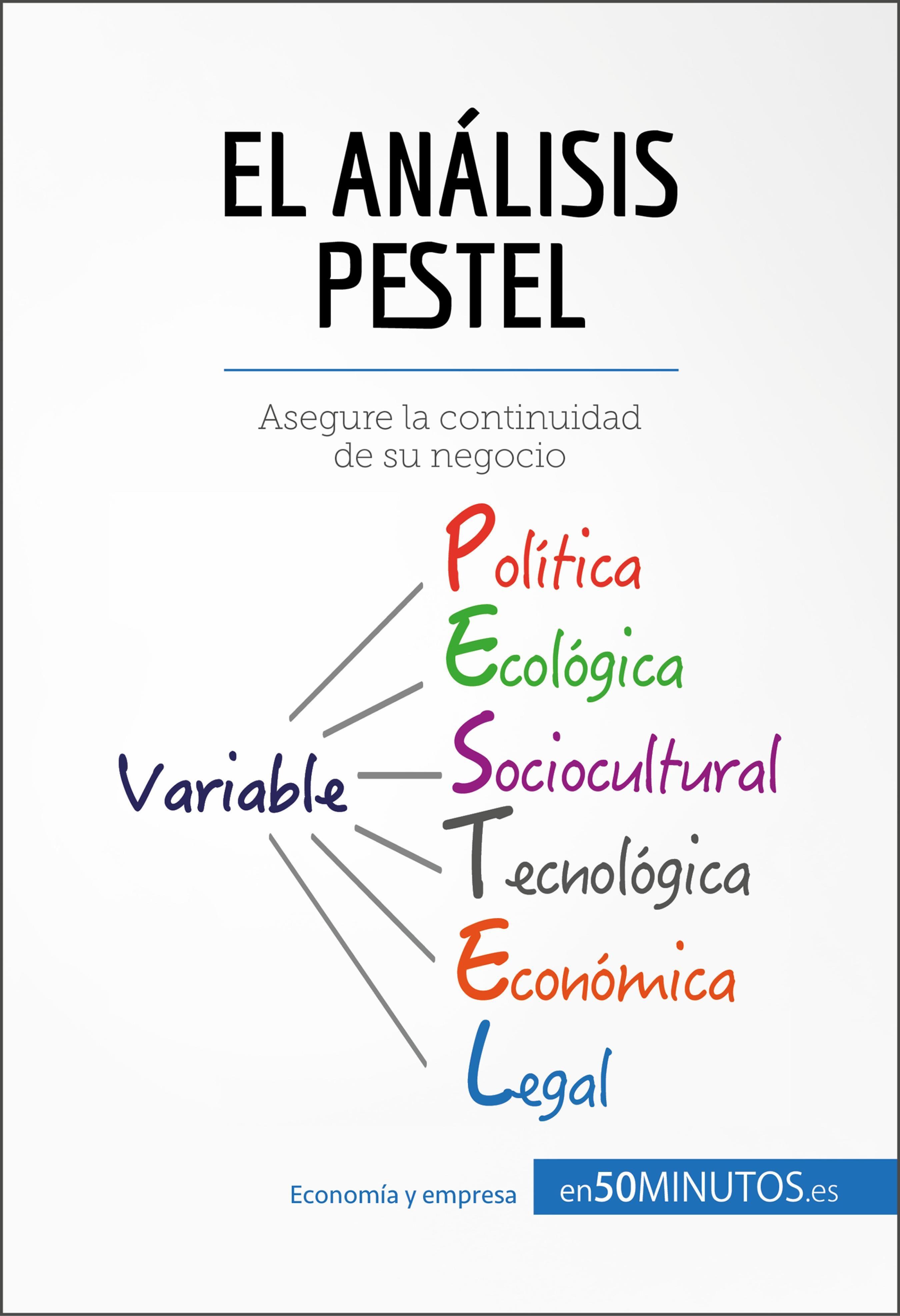 superficie Puñalada ganso  El Análisis Pestel (ebook) · Economía · El Corte Inglés