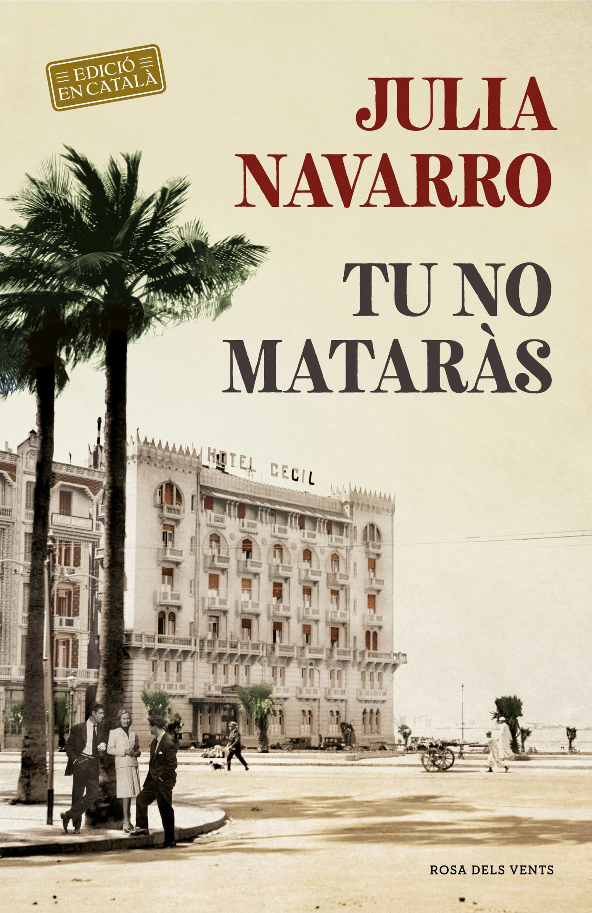 Tu no mataràs (ebook)