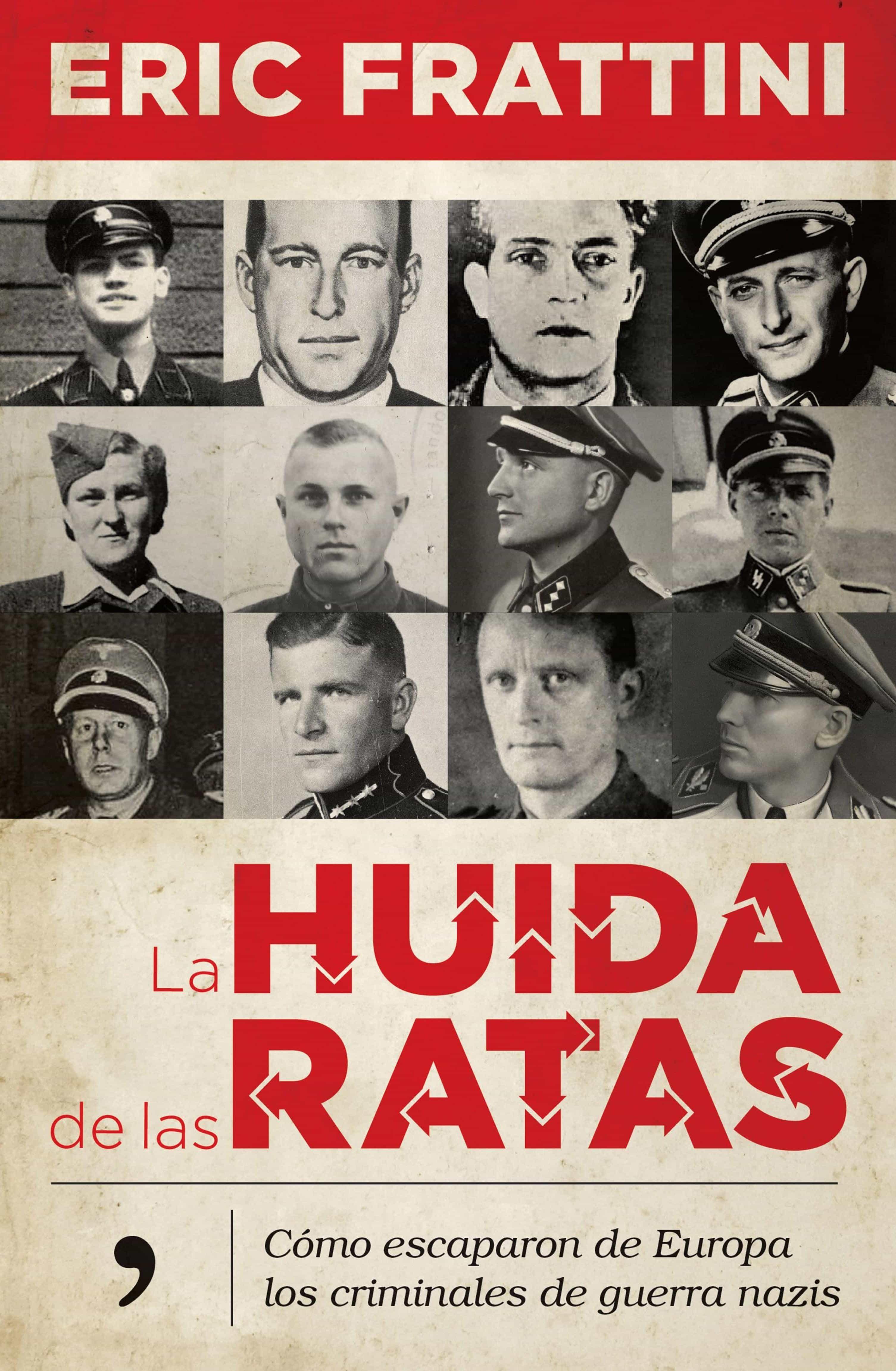 La huida de las ratas (ebook)