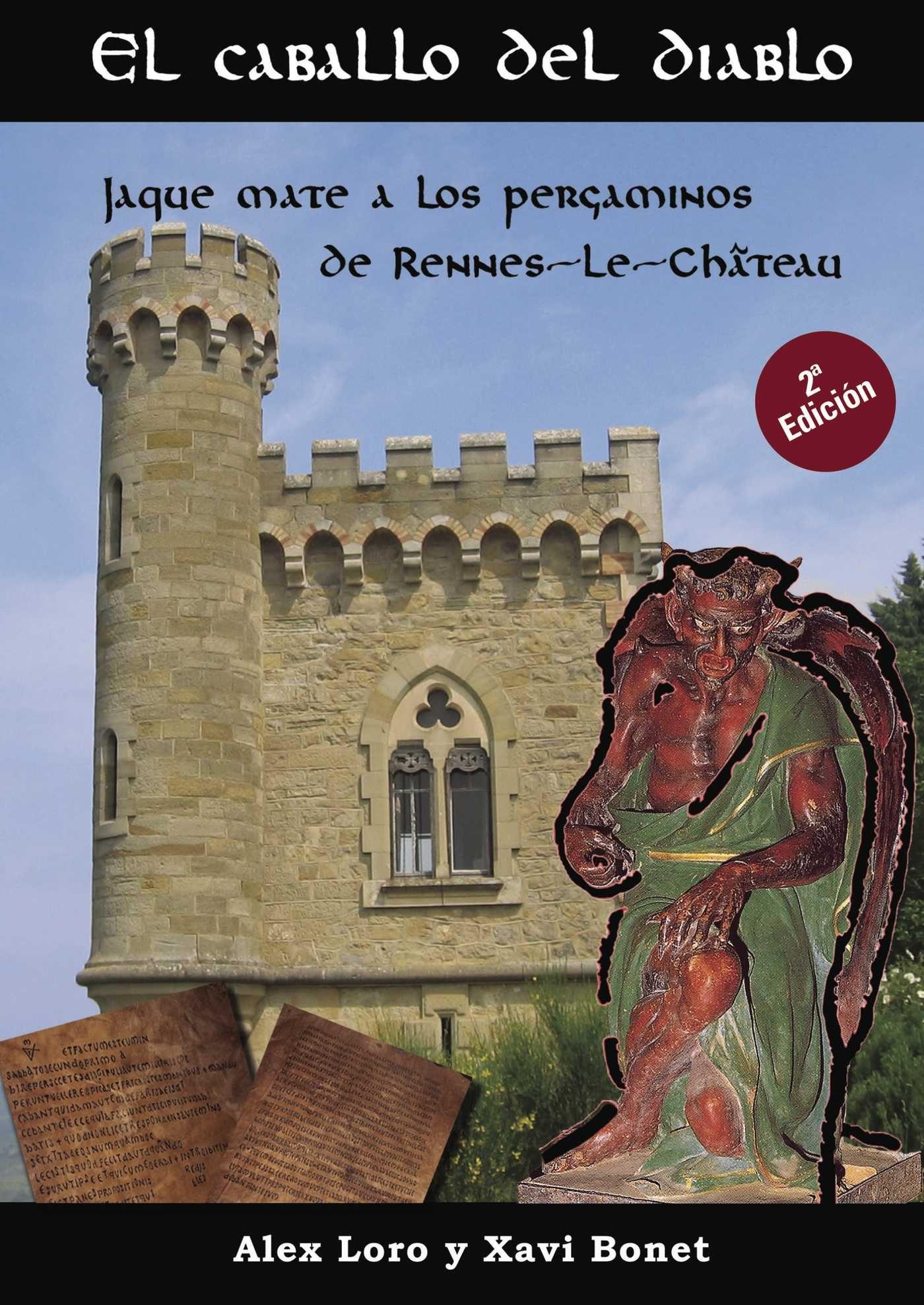 El Caballo Del Diablo Jaque Mate A Los Pergaminos De Rennes Le  # Muebles De Cocina Jaque Mate