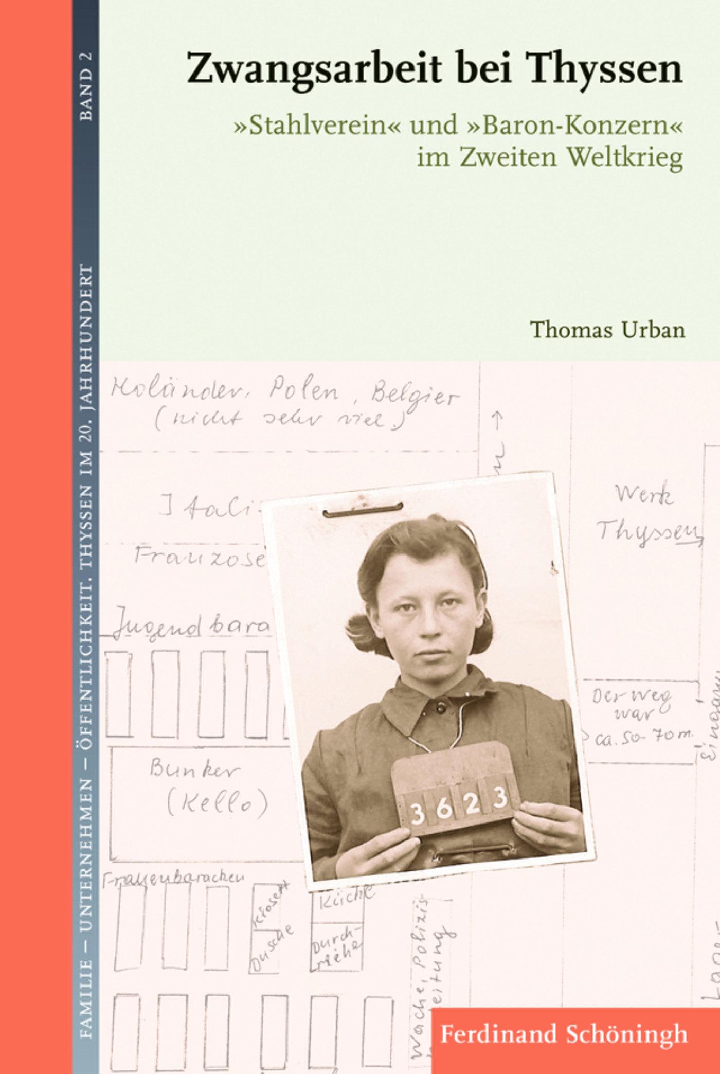 Zwangsarbeit bei Thyssen (ebook)