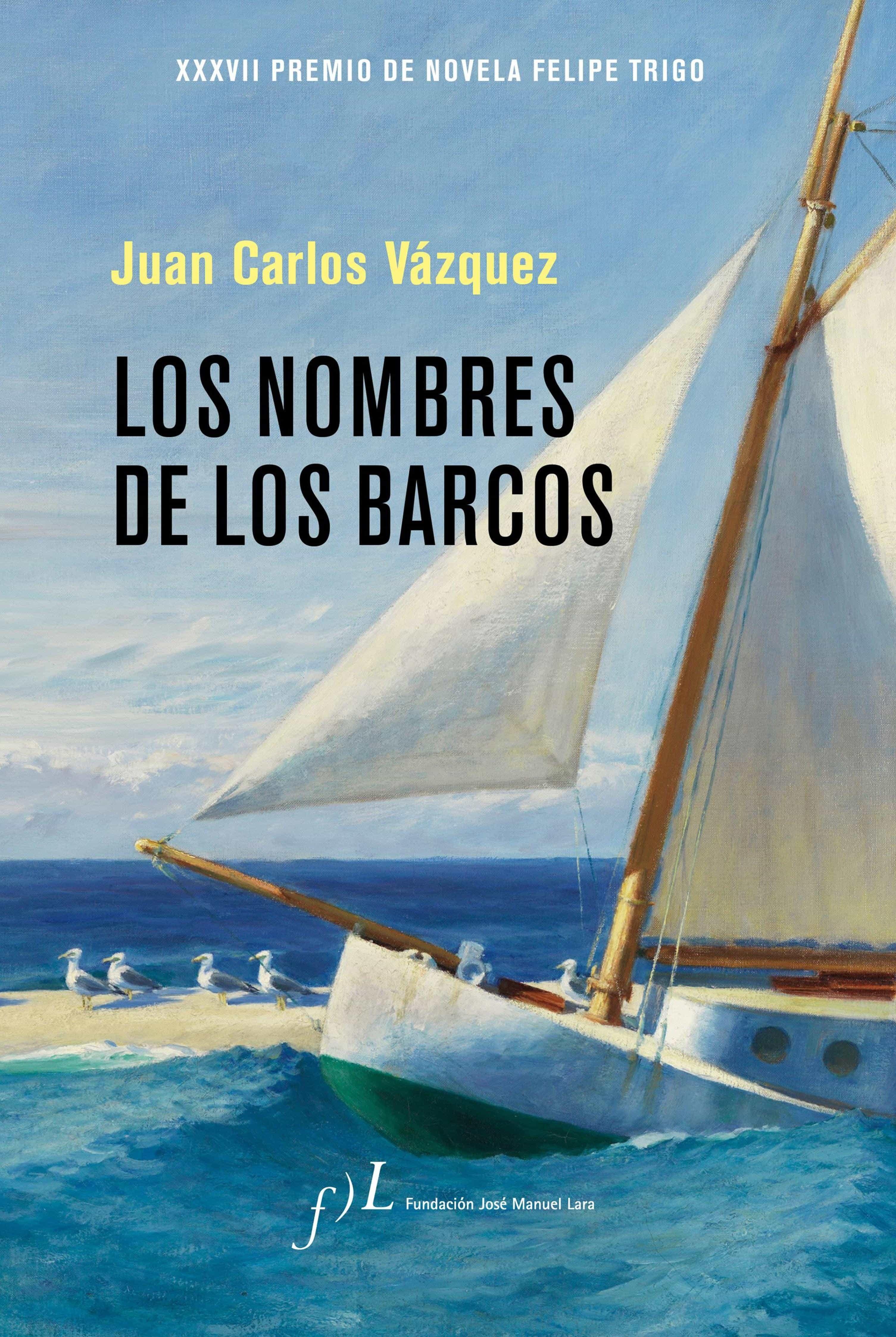 Los nombres de los barcos (ebook)