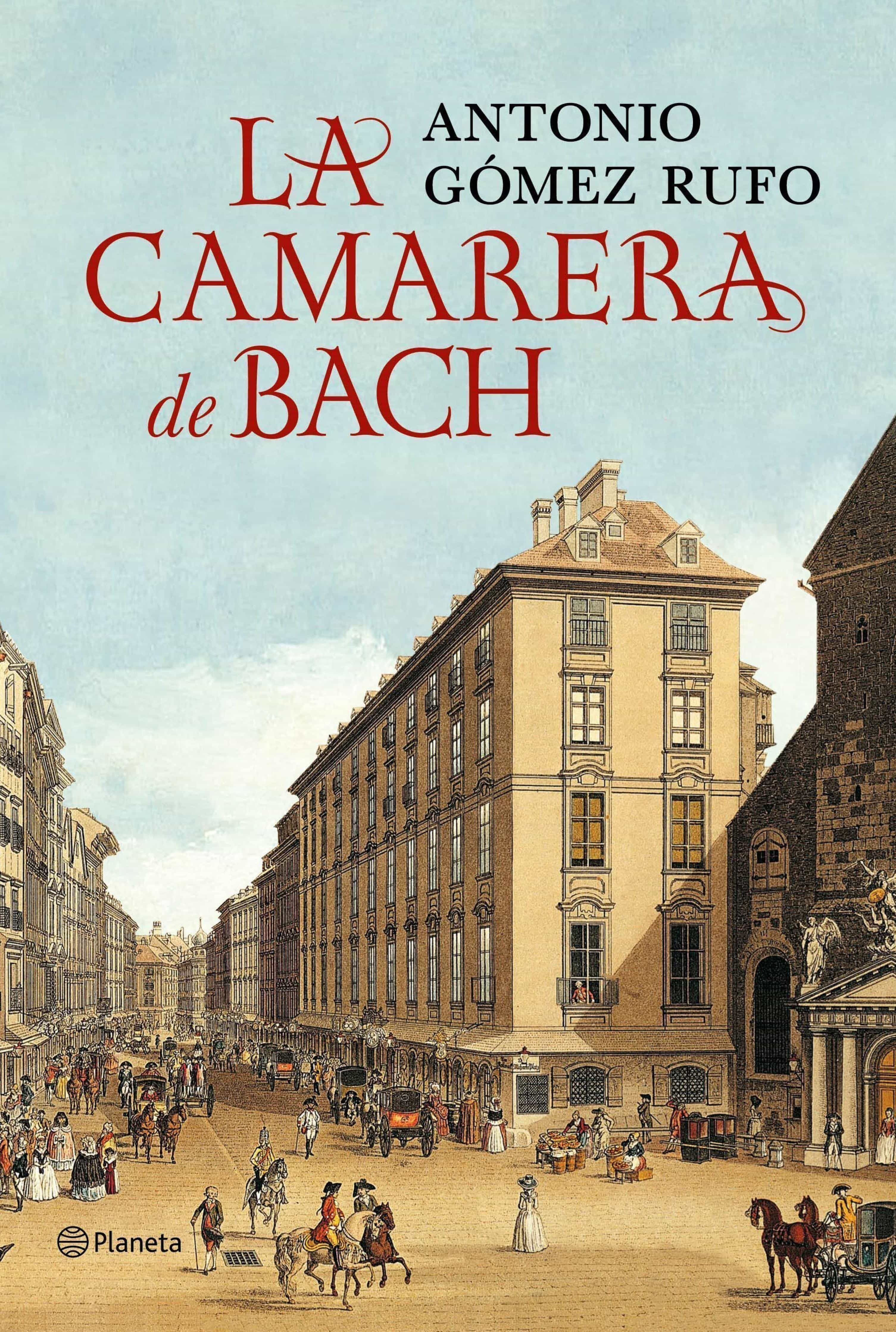 La camarera de Bach (ebook)