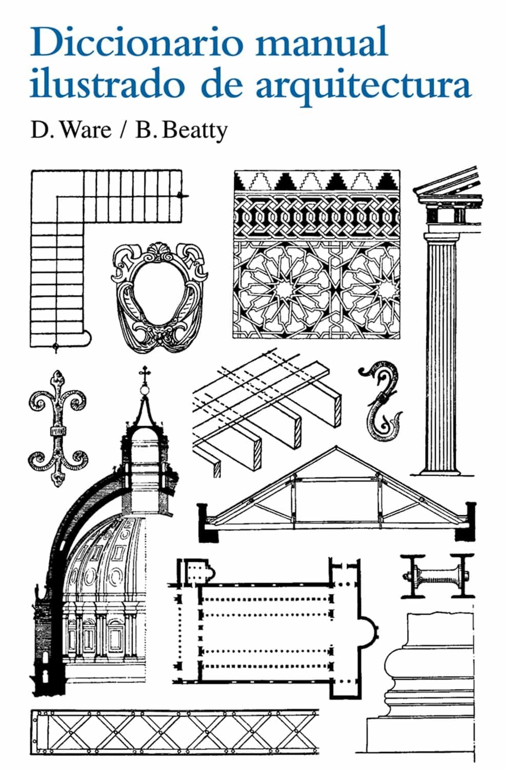 Diccionario manual ilustrado de arquitectura ebook for Manual de diseno y construccion de albercas pdf