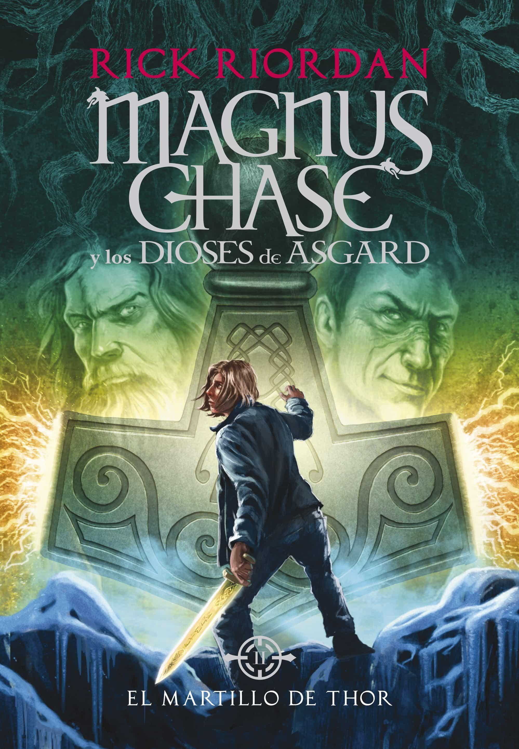 Resultado de imagen de magnus chase y los dioses de asgard