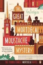The Great Mortdecai Moustache Mystery (ebook)