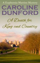 A Death for King and Country (ebook)