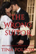 The Wrong Suitor (ebook)