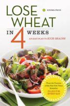 Lose Wheat in 4 Weeks (ebook)