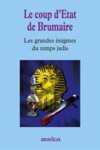 LE COUP D'ETAT DE BRUMAIRE
