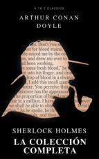 Sherlock Holmes. La colección completa (Active TOC) (AtoZ Classics) (ebook)