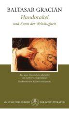 Handorakel und Kunst der Weltklugheit (ebook)