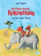 Der kleine Drache Kokosnuss bei den wilden Tieren (ebook)