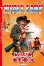 Wyatt Earp 187 – Western (ebook)